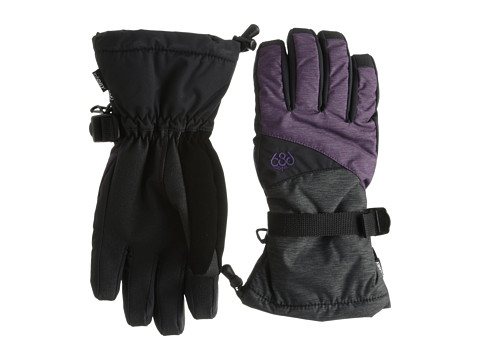686 - Glacier Cirque Glove (Plum) Extreme Cold Weather Gloves