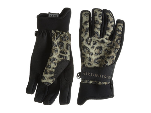 686 - Authentic Rhythm Pipe Glove (Tobacco Lprd Lace) Extreme Cold Weather Gloves