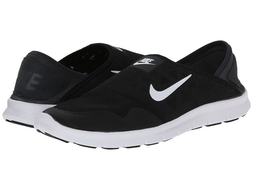 Nike - Orive Lite Slip-On (Black/White) Women's Shoes