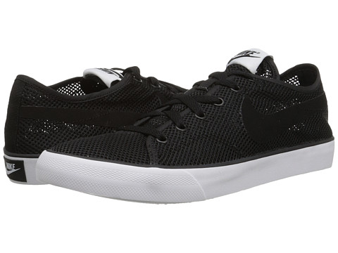 Nike - Primo Court Mesh (Black/White/Black) Women's Shoes