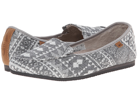 Freewaters - Snuggle Bug (Grey Print) Women
