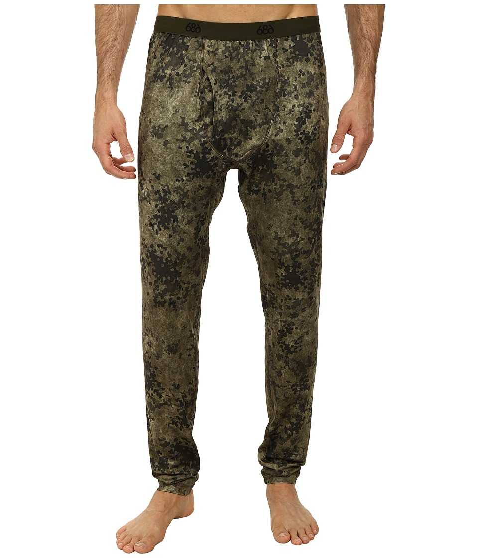 686 - Direct Base Layer Bottom (Army Desert Camo) Men's Casual Pants