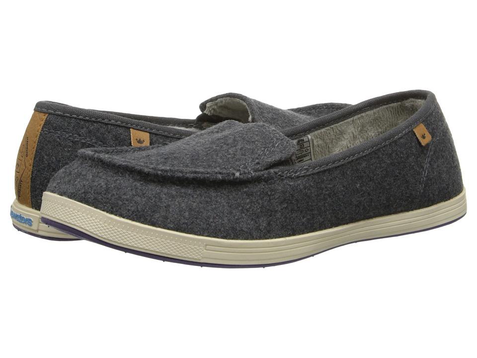 Freewaters - Gipsy Wool (Dark Grey) Women's Shoes