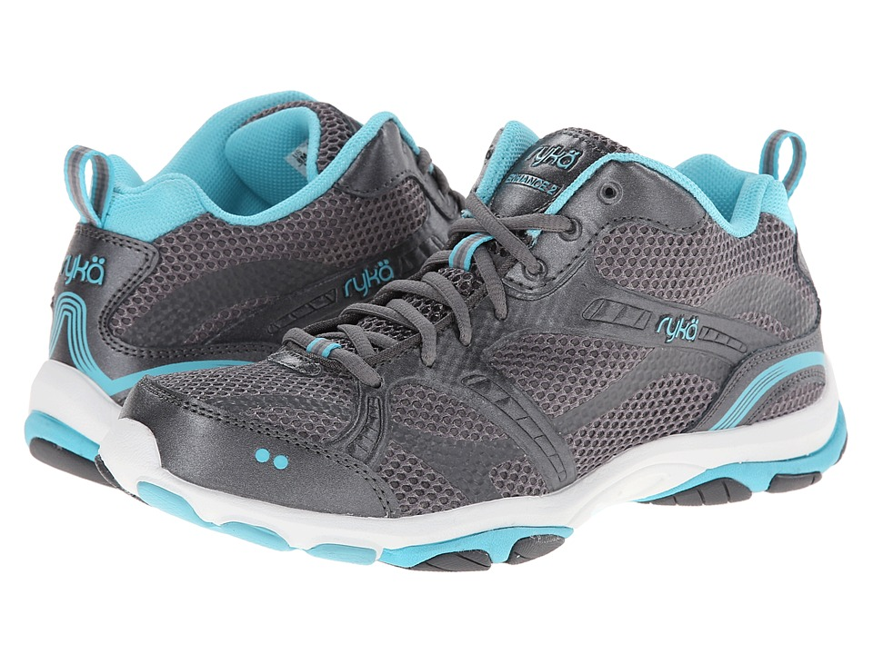 Ryka - Enhance 2 (Frost Grey/Winter Blue/Iron Grey) Women's Cross Training Shoes