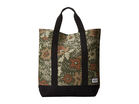 Vans - Gone Tomorrow Tote (Army) Tote Handbags
