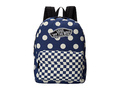 Vans - Realm Backpack (STV Navy) Backpack Bags