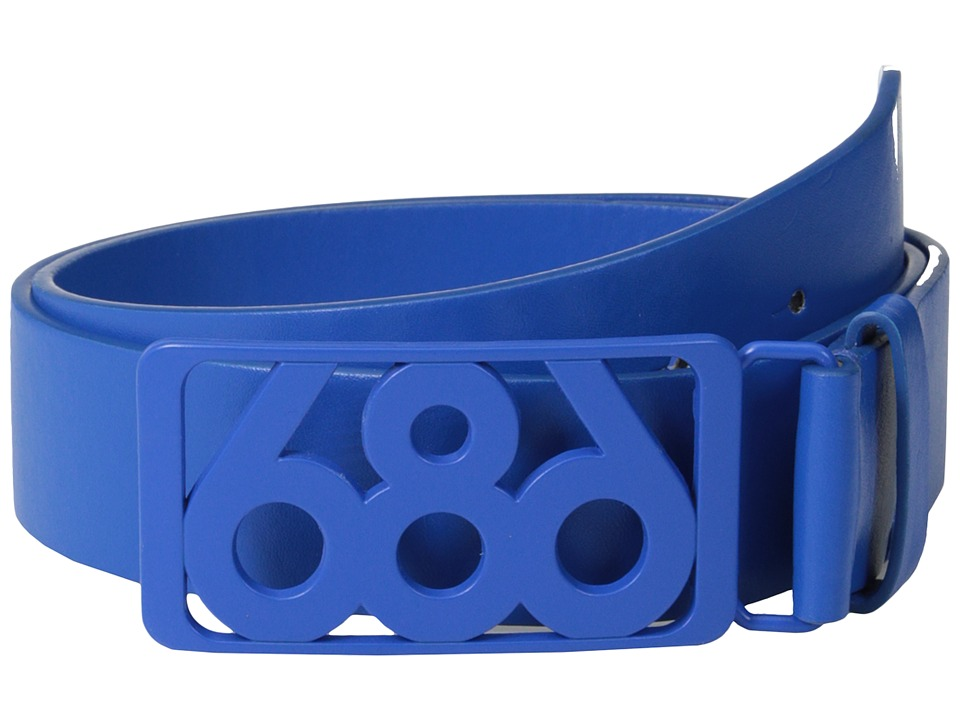 686 - Icon Belt (Blue) Men's Belts