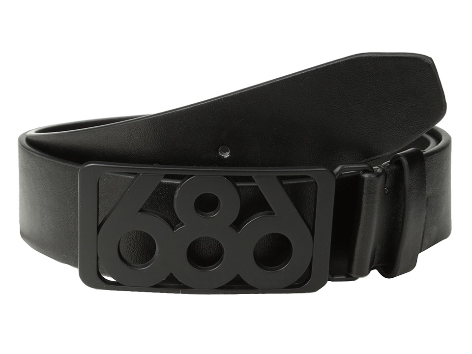 686 - Icon Belt (Black) Men's Belts