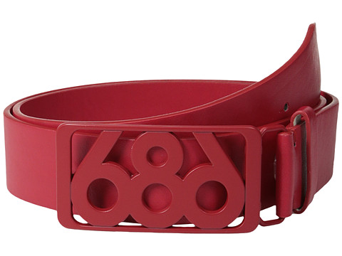 686 - Icon Belt (Cardinal) Men
