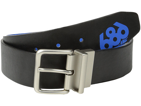 686 - Multi Reversible Belt (Black) Men's Belts