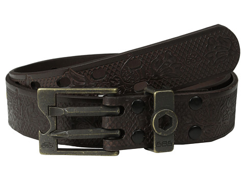 686 - Brocade Snow Tool Belt (Brown) Women
