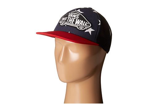 Vans - Beach Girl Trucker Hat (Peacoat) Caps