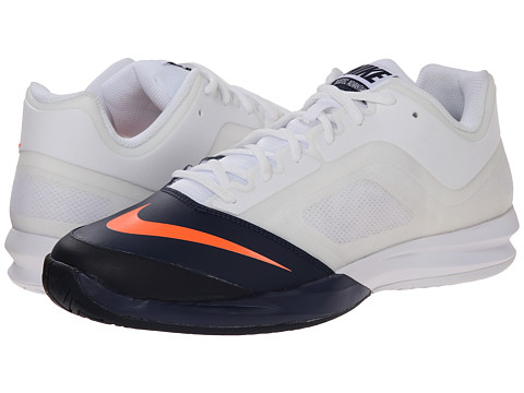 Nike - DF Ballistec Advantage (White/Midnight Navy/Black/Total Orange) Men