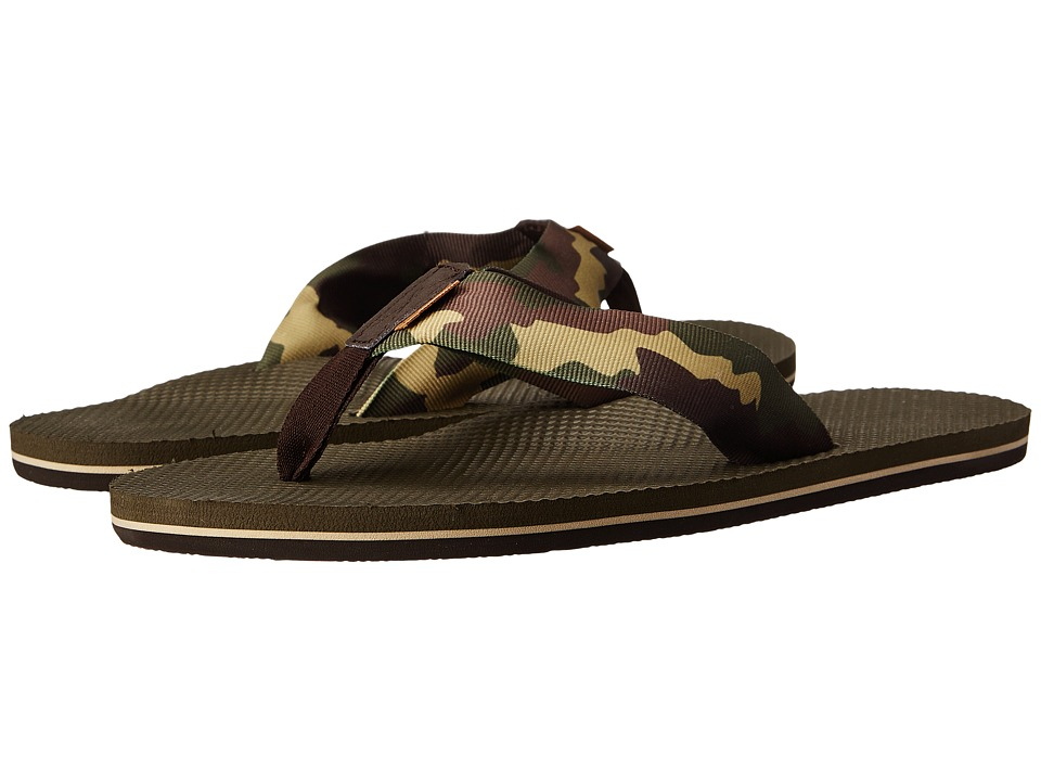 Freewaters - Fish (Camo) Men's Sandals