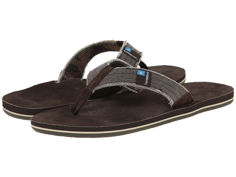 Freewaters Palapa (Brown 2) Men
