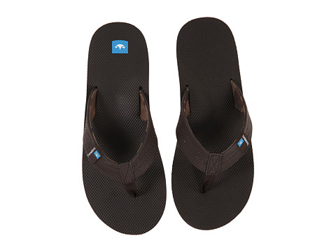 Freewaters - The Dude (Brown 2) Men's Sandals