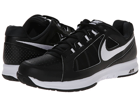 Nike - Air Vapor Ace (Black/Anthracite/White) Men's Tennis Shoes