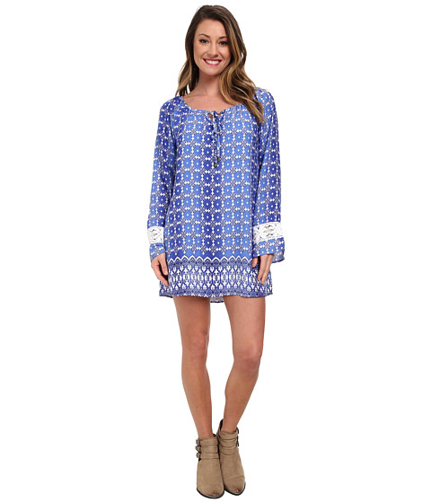 Lucy Love - Left Bank Dress (Blue Moon) Women
