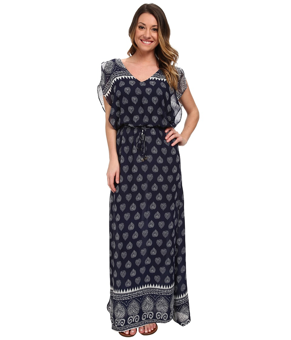Lucy Love - Villa Maxi Dress (Santa Barbara) Women's Dress
