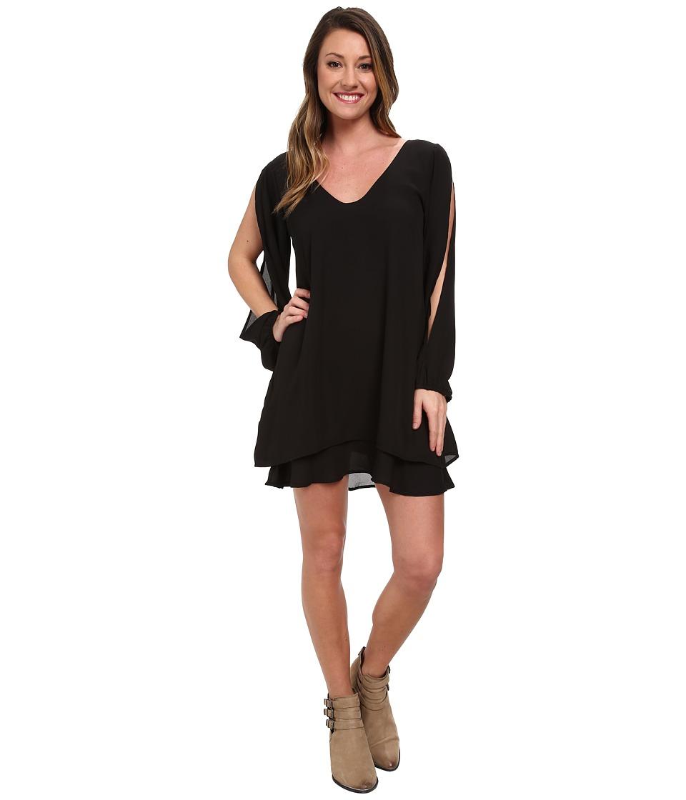 Lucy Love - Tallulah Dress (Black) Women's Dress
