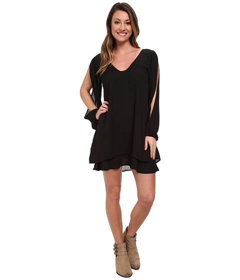 Lucy Love - Tallulah Dress (Black) Women