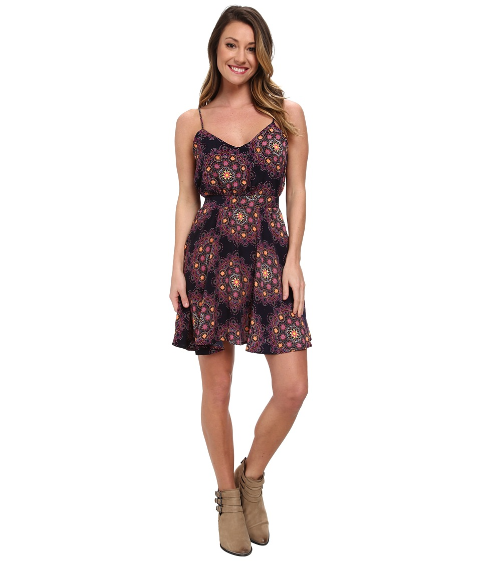 Lucy Love - Astrology Penelope Dress (Astrology Print) Women's Dress