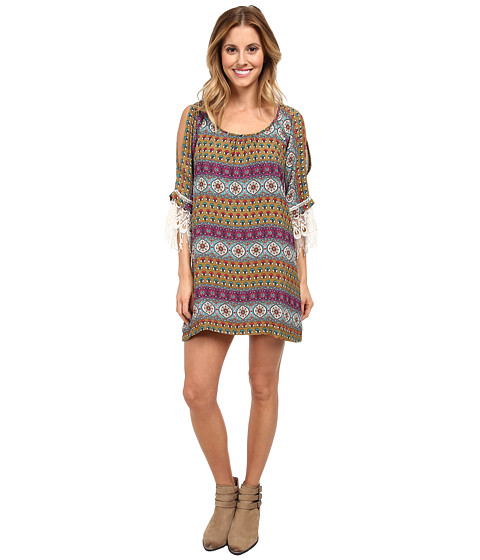 Lucy Love - Delany Dress (Taj Mahal) Women's Dress