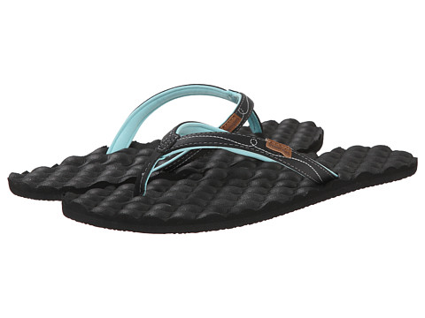 Freewaters - Carly (Black/Blue) Women's Shoes