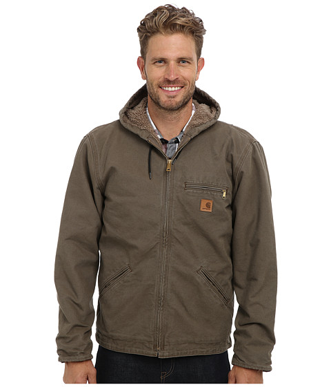 Carhartt - Sierra Jacket (Light Brown) Men's Jacket