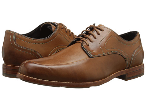 Rockport - Style Refinement Algonquin (Tan) Men's Shoes