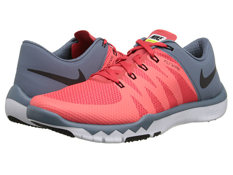 Nike - Free Trainer 5.0 V6 (Daring Red/Blue Graphite/Black) Men