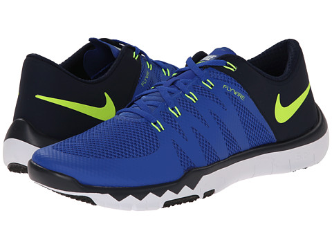 los angeles 4d626 93497 ... Training Sneakers from Finish Line UPC 886061545618 product image for  Nike - Free Trainer 5.0 V6 (Game Royal Obsidian