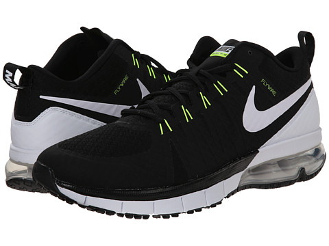 Nike - Air Max TR180 (Black/Volt/White) Men
