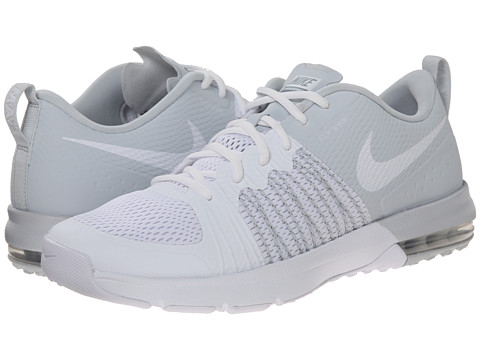 Nike - Air Max Effort TR (Pure Platinum/Dove Grey/White) Men's Cross Training Shoes