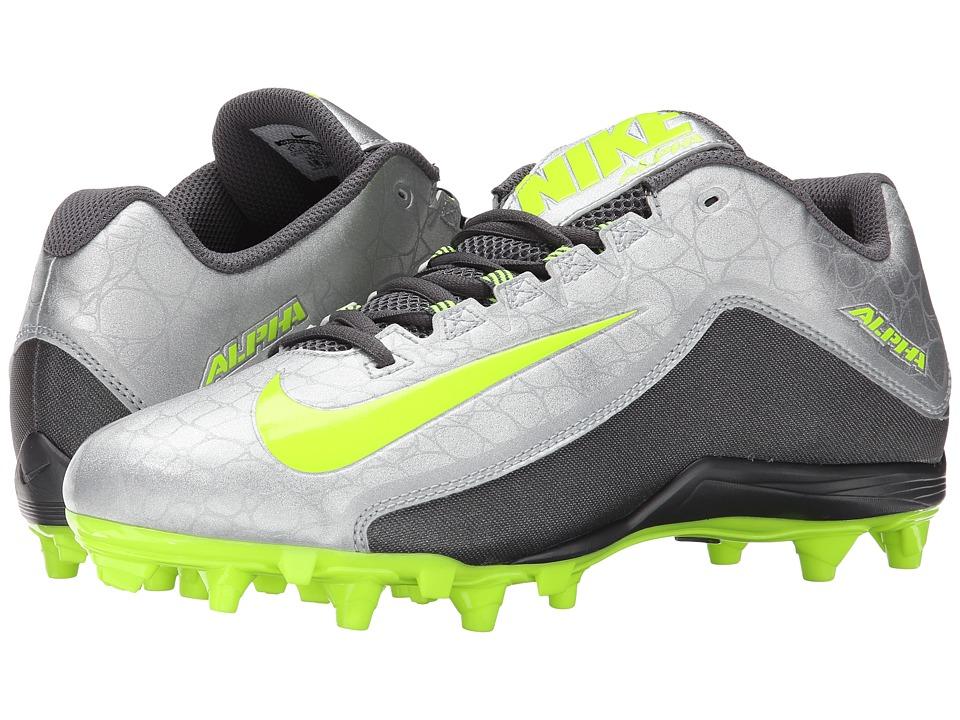 finest selection b1834 0dc35 Nike - Alpha Strike 2 TD (Metallic Silver Metallic Dark Grey Volt)