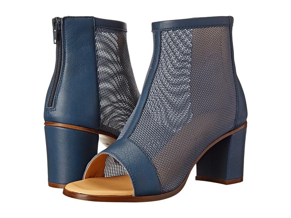 MM6 Maison Margiela - S59WU0009S11098 509 (Avio/Avio) Women's Zip Boots