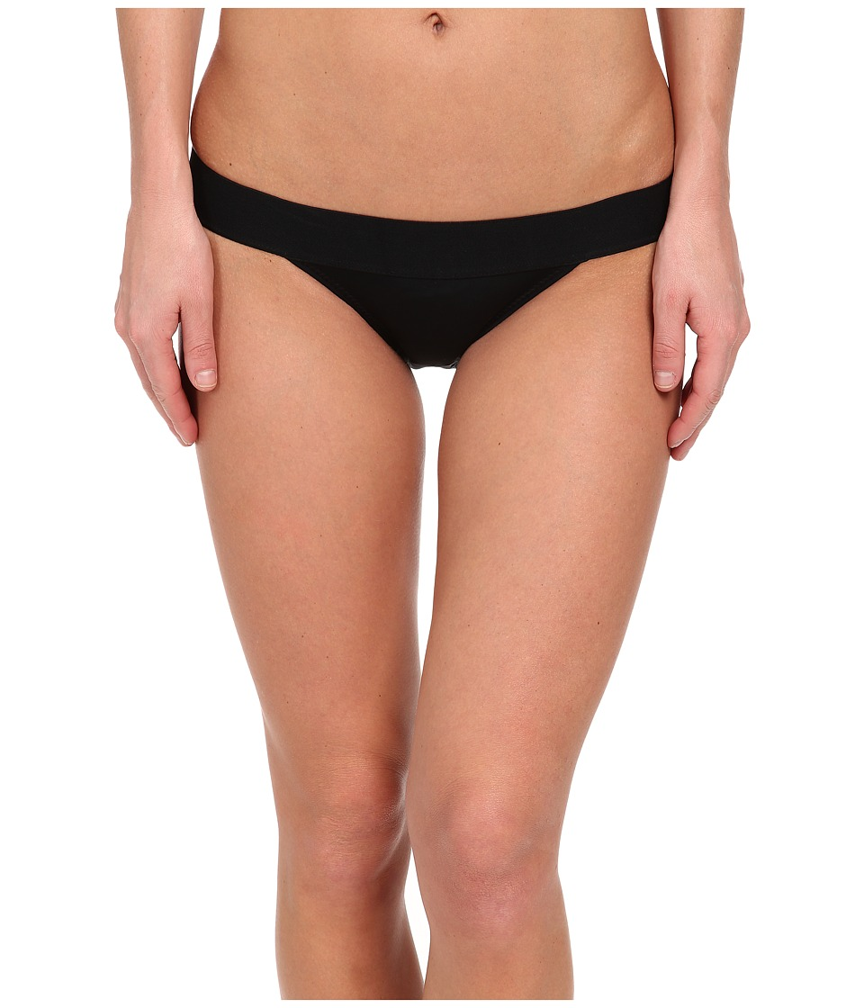 KAMALIKULTURE by Norma Kamali - Banded Bottom (Black) Women's Swimwear