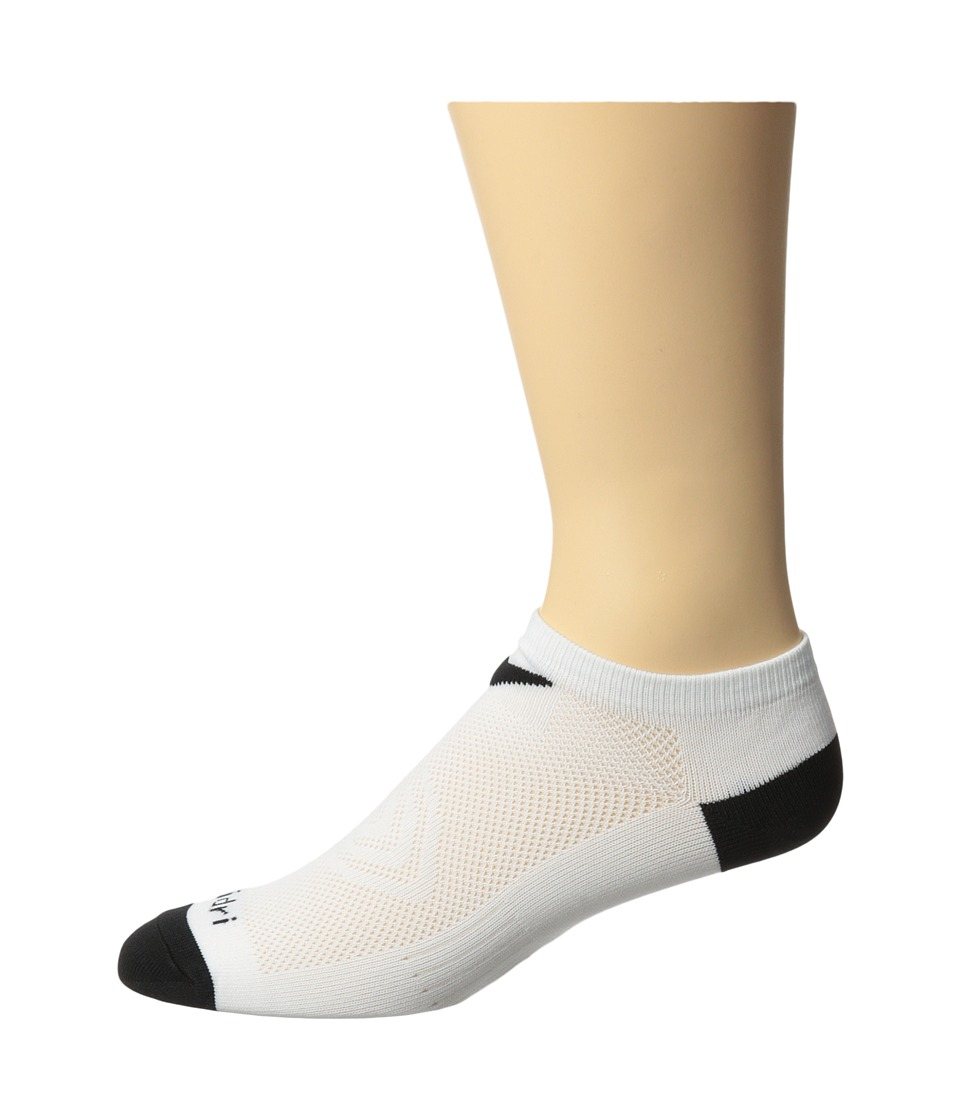 Callaway - X Series Tech Low Cut (White) Men's Low Cut Socks Shoes