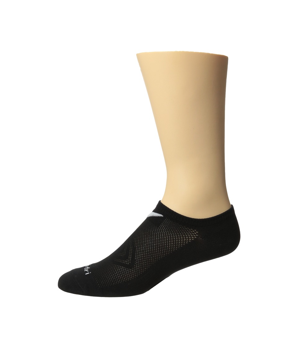 Callaway - X Series Tech No Show (Black) Men's No Show Socks Shoes