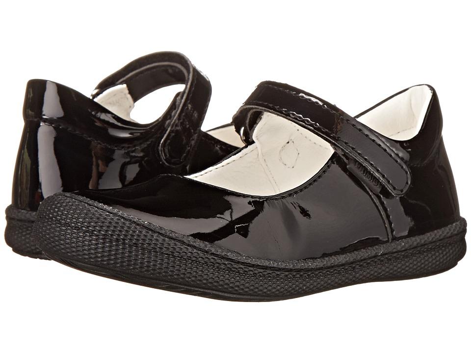 Primigi Kids - Morine 1-E (Toddler/Little Kid) (Black 1) Girls Shoes