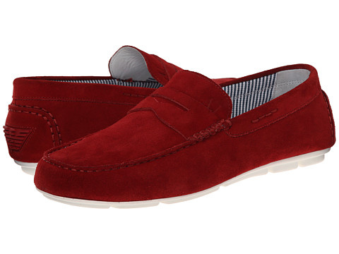 Armani Jeans - Loafer Driver (Red) Men