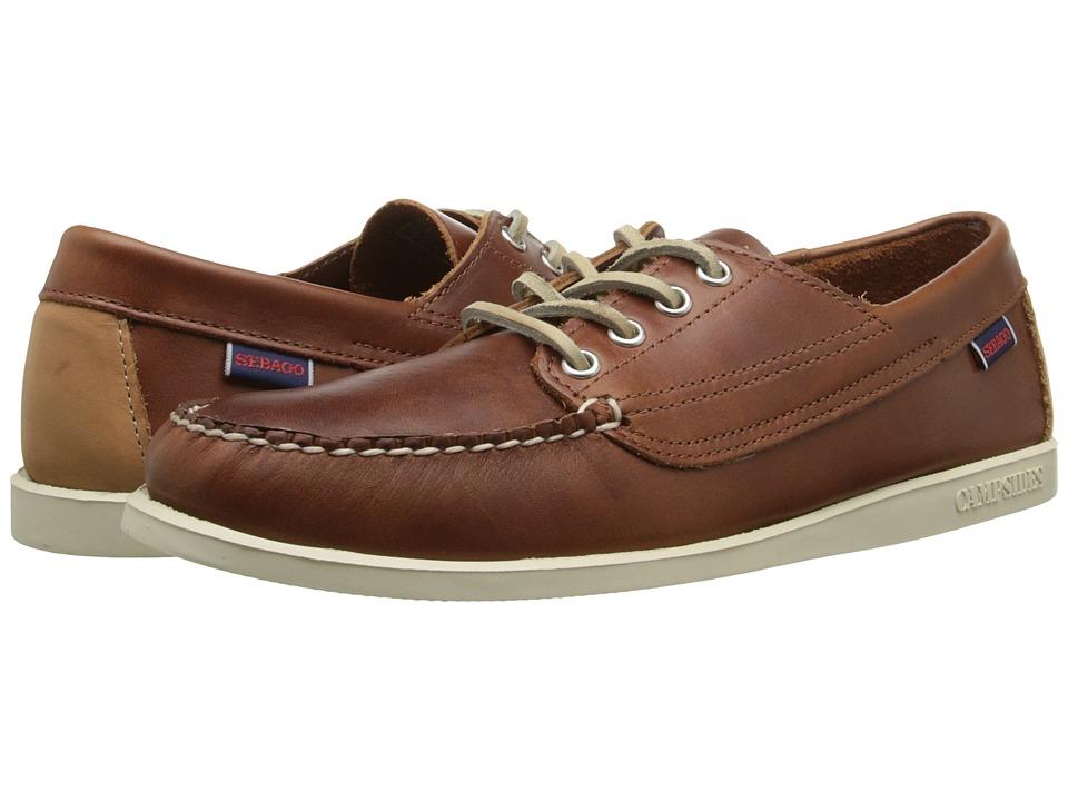 Sebago - Campsides (Cagnac Leather) Men's Lace Up Moc Toe Shoes