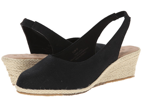 Fitzwell - Southport (Black Solid Fabric) Women
