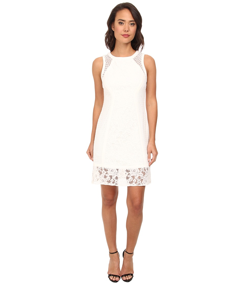 rsvp - Tricia Sleeveless Dress (Ivory) Women's Dress