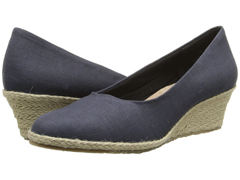 Fitzwell - Port (Navy Solid Fabric) Women