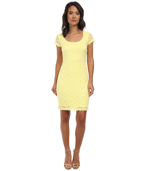 rsvp - Tammy Lace Dress (Yellow) Women