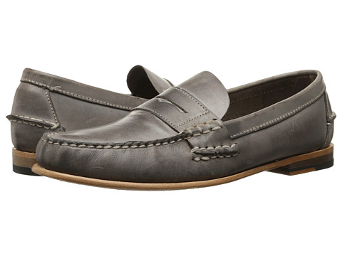 Sebago - Wicklow Penny (Brown Waxy Leather) Men