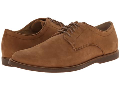 Sebago - Norwich Oxford (Tan Nubuck) Men's Lace up casual Shoes