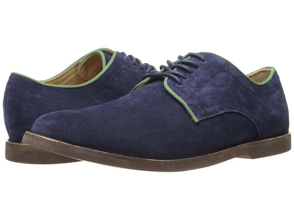 Sebago Norwich Oxford (Navy Embossed Suede) Men