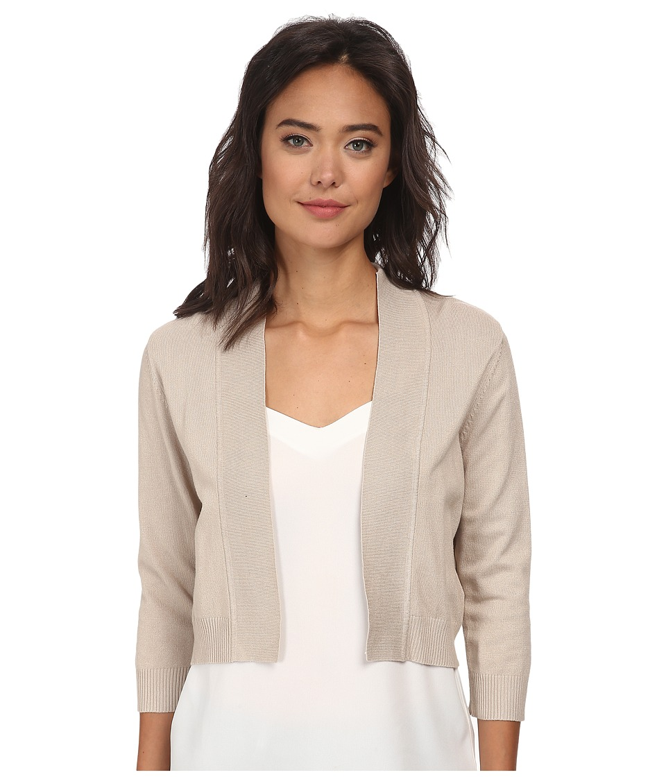 rsvp - Bre Shrug (Taupe) Women's Sweater